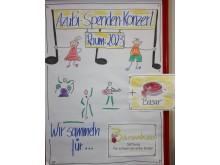 Musik und Kuchen für Bärenherz: Auszubildende der enviaM-Gruppe spenden für das Kinderhospiz