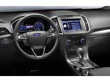Uusi Ford S-MAX sisäkuva