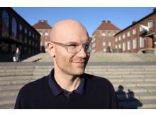 Douglas Wikström är universitetslektor vid KTH och expert på kryptografi. Foto: Peter Larsson