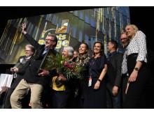 Biomedicum vinnare av Årets Bygge 2019