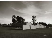 Utsnitt. John Eng, Haslum krematorium