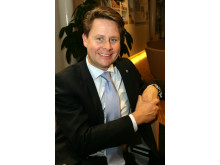 Anders Gustafsson, VD, Volvo Personbilar Sverige AB