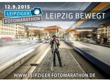 """LEIPZIG BEWEGT"" - 3. Leipziger Fotomarathon startet am 12. September 2015"