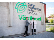Invigning av Green Innovation Park Uppsala