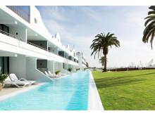 Gran Canaria, Playa del Cura, Ocean Beach Club