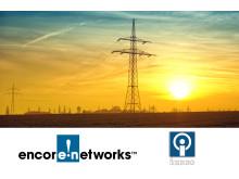 Induo och Encore Networks i samarbete