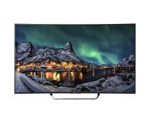 Η νέα τηλεόραση BRAVIA™ της Sony είναι πολύ λεπτή, πολύ έξυπνη και τώρα πολύ μεγάλη!  Σας παρουσιάζουμε τη νέα X91C