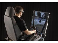 Tobii Glasses 2 Wearable Eye Tracker - Simulator