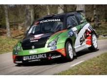Suzuki Swift 1.6 Sport rallybil
