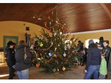 Juletræsfest på Frilandsmuseet