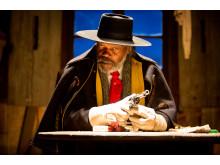 Samuel L Jackson i The Hateful Eight