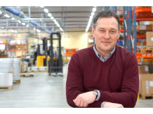 Tomas Kocius, platschef Proton Engineering Lithuania