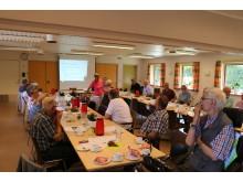 Informationsmøde om seniorrådsvalget