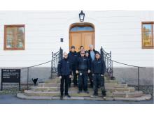 Gävle Slott, förvaltning, Riksbyggen