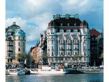 Esplanade, Stockholm fasad