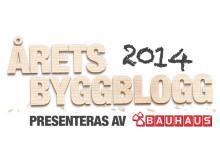 Årets Byggblogg 2014 Logotyp frilagd