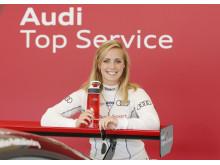 Audi Sport TT Cup Spielberg 2015 - Mikaela Åhlin-Kottulinsky