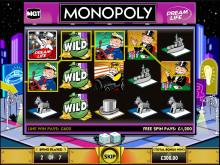Monopoly Dream Life slot at Vera&John