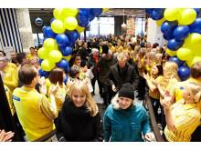 IKEA Älmhult 2012 - Öppning