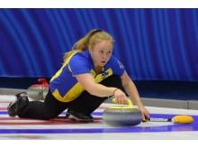 Jennie - Wåhlin - curling
