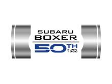 Subaru-boxern fyler 50