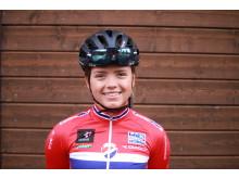 Susanne Andersen på sykkellandslaget 2017