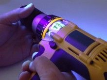 Powerdrill security marked with smartwater