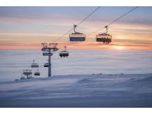 Nye Skihytta Ekspress i Trysil