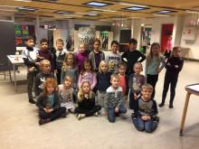 1.B er Odense-mestrer i fyrfadslysjagt