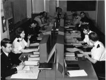 1970s Information Room
