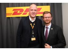 Atli Einarsson & Benny Engelbrecht