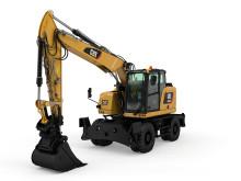 Cat M315F hjulgrävare