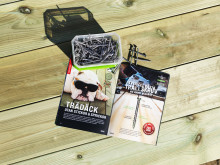 Trallskruv box och folder