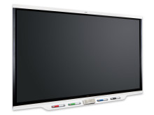 SMART Board iQ 7000 black screen
