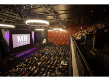 Fullsatt i High Live 1 på Malmö Live