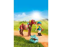 Vier neue Schmück-Ponys von PLAYMOBIL