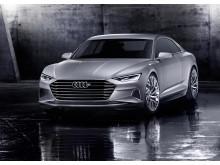 Audi prologue left side front