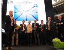 Vinnarna av Glaspriset 2014