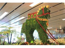 Childhood dreams come alive at Changi Airport this Christmas