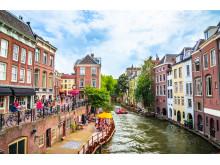 Utrecht, Nederländerna. Foto Olena Z-Shutterstock