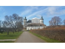 Takrenovering på Skoklosters slott
