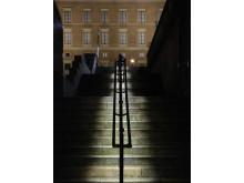 Fox Design levererade belysning till Strömparterren, Stockholm