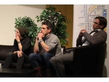 Invigningen Food Hackathon, Krinova Incubator & Science Park 22 jan