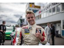 Nicklas Oscarsson, Renault Clio Cup