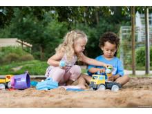 Auf nach draußen! Kreatives Spielen mit den Sandspielzeugen von PLAYMOBIL