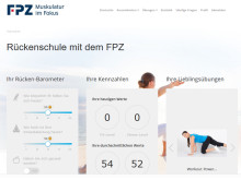Rückenschule Online