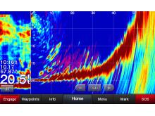 Garmin® Panoptix PS51-TH FrontVü giver