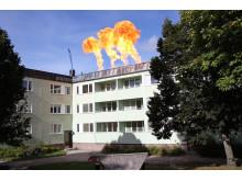 Startskottet för 370 nya lägenheter i Upplands Väsby