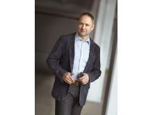 Henrik Dalby Damm, affärsområdeschef för Industri