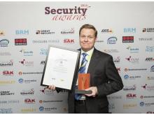 Vinnare Årets Risk Management-arbete 2014